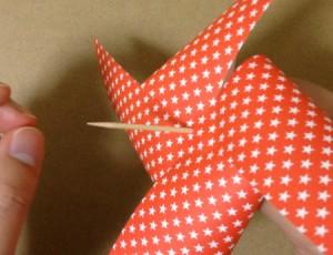 風車の作り方手順6