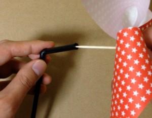風車の作り方手順7