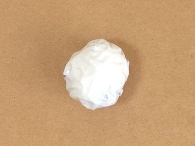 紙コップでけん玉の作り方手順2