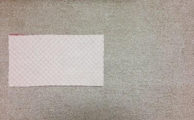 牛乳パック椅子カバーの作り方手順5