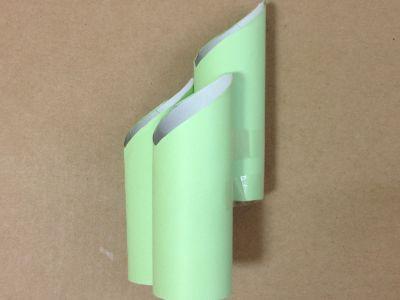 トイレットペーパー芯と画用紙で門松の作り方手順7