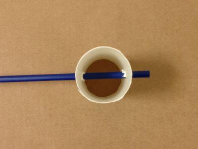 おもちゃ弓矢の作り方手順5