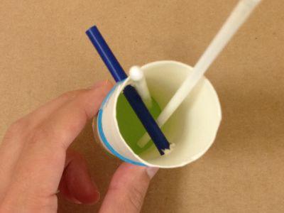 おもちゃ弓矢の作り方手順12