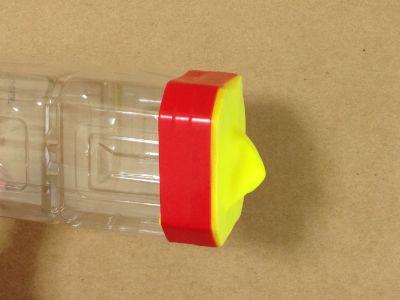 ペットボトルで空気砲の作り方手順5
