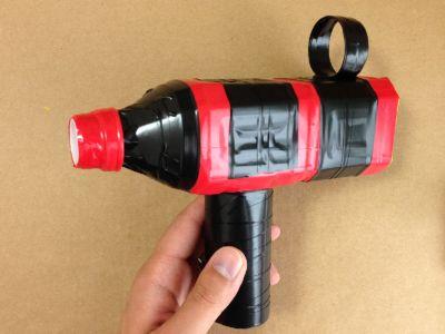 ペットボトル空気砲