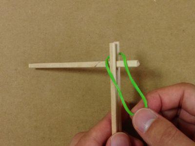 紙コップで風車の作り方手順10
