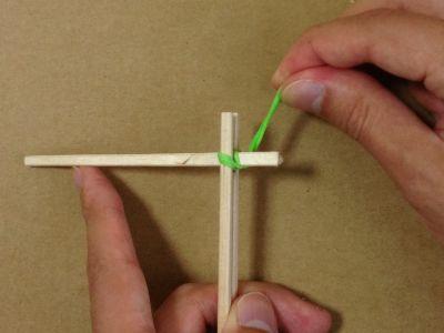 紙コップで風車の作り方手順12