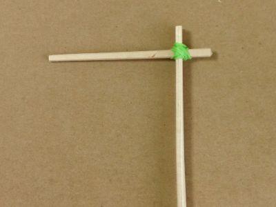 紙コップで風車の作り方手順18