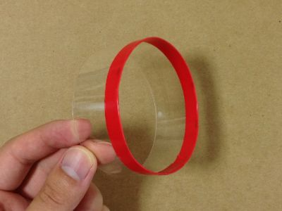 ペットボトル円筒飛行機の作り方手順2